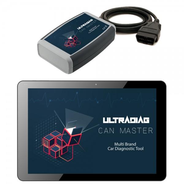 ULTRADIAG V2.0 Tablet PC Edition für alle Marken